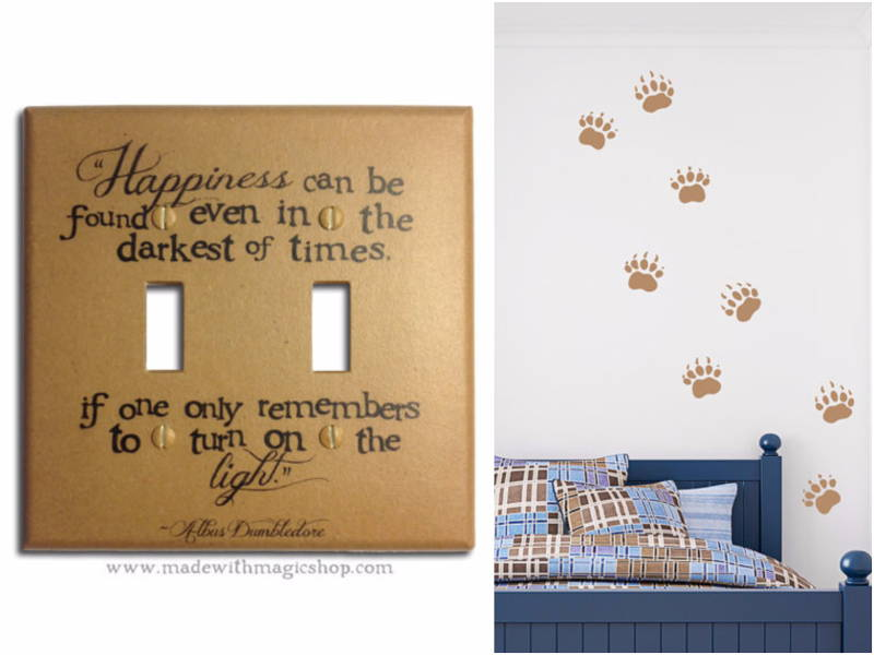 sticker home decor