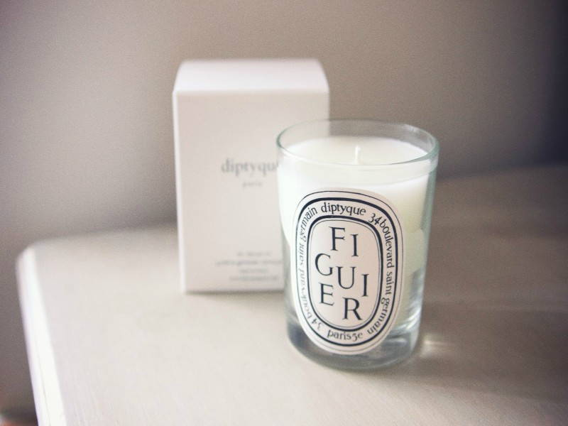 Diptyque Figuier Scented Candle