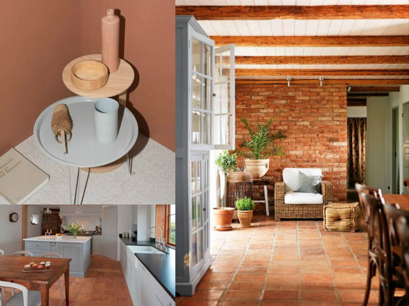 terracotta home trend