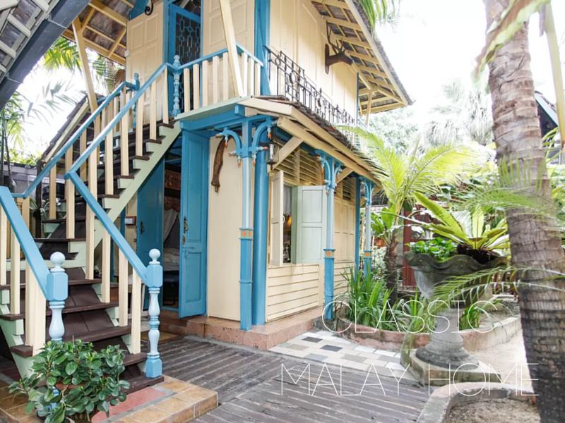 classic malay home