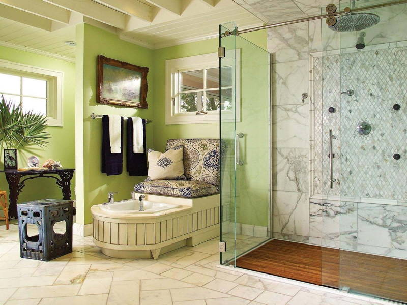 These Tweaks Will Make You Want to Hang Out More in Your Bathroom