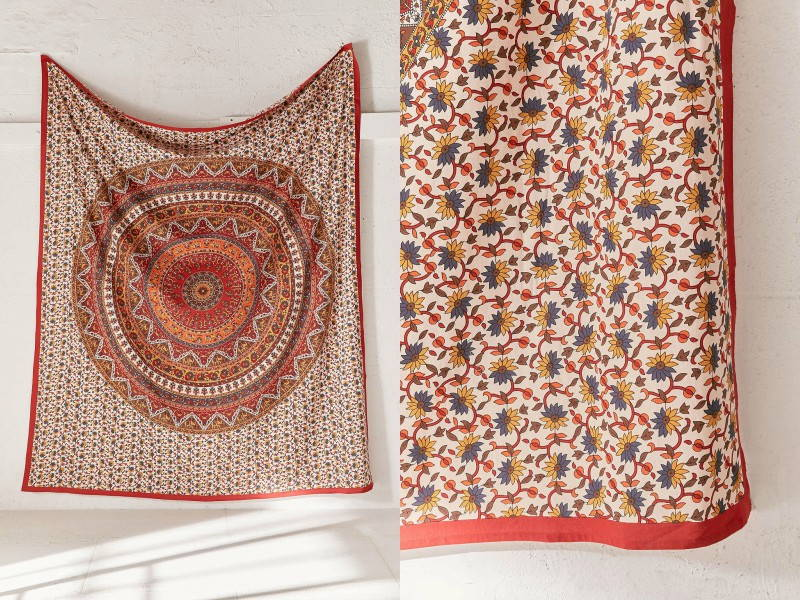 kerala tapestry urban outfitters