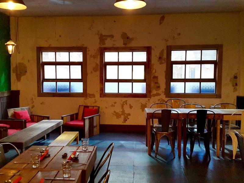 einstein cafe interior petaling street
