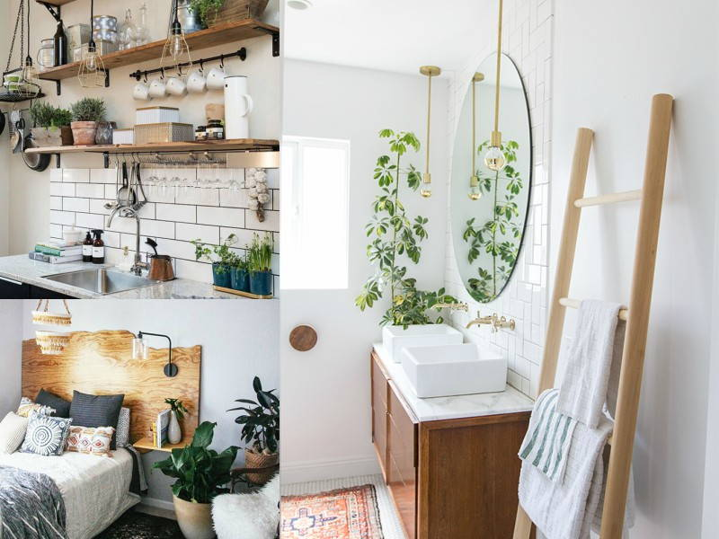 earthy home trend