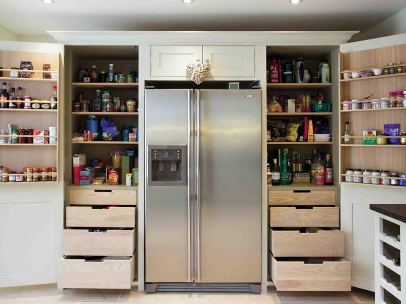 larder cupboard