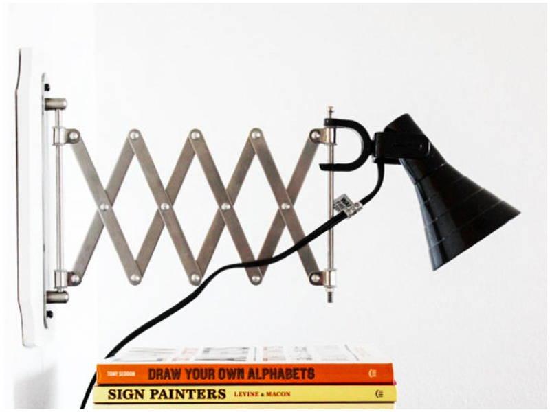 scissor lamp ikea