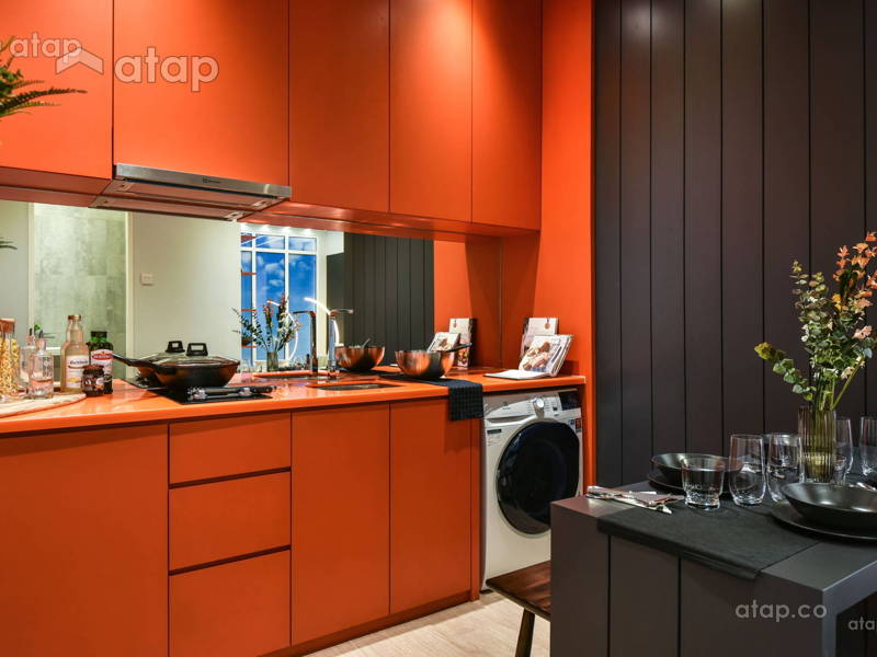 10 Stunning Kitchen Designs in Johor Homes