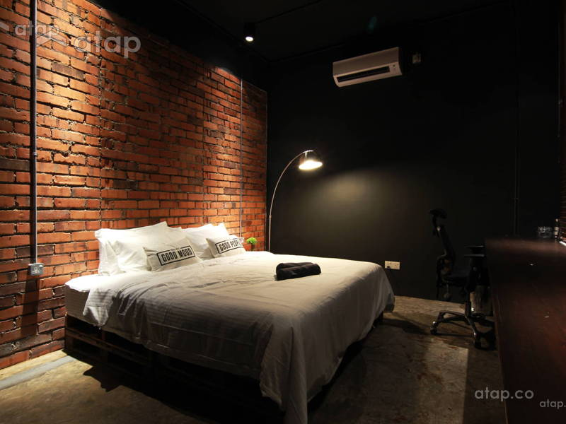 8 Malaysia Bedrooms That are Dark and Dreamy