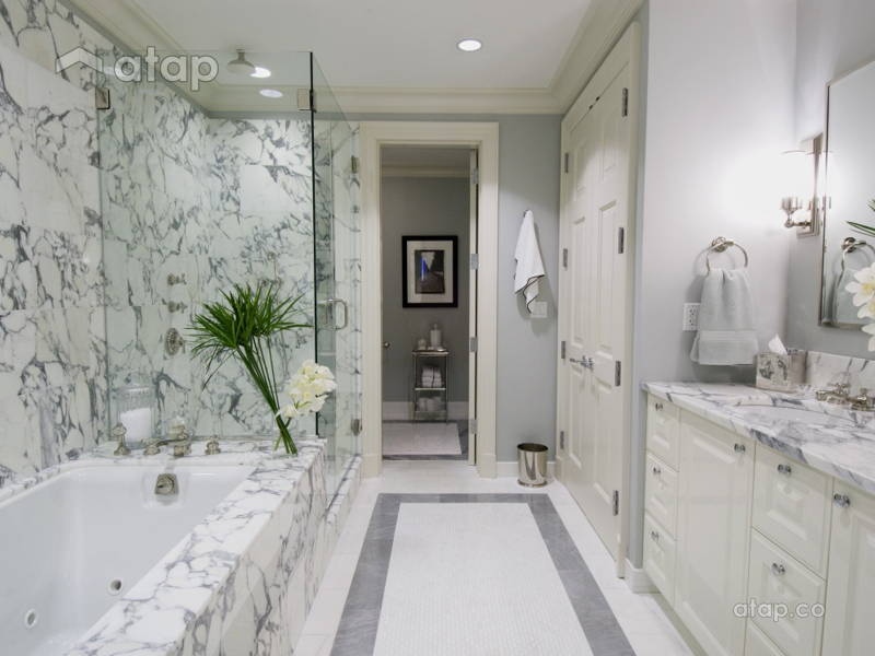 Take Your Bathroom to the Next Level With These 8 Countertops
