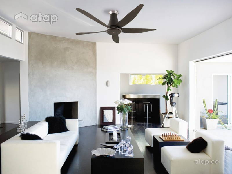 Get The Most Out Of Living Room Ceiling Fan Ceiling Fan vs. Air Conditioner: The Best Investment for Your Rooms