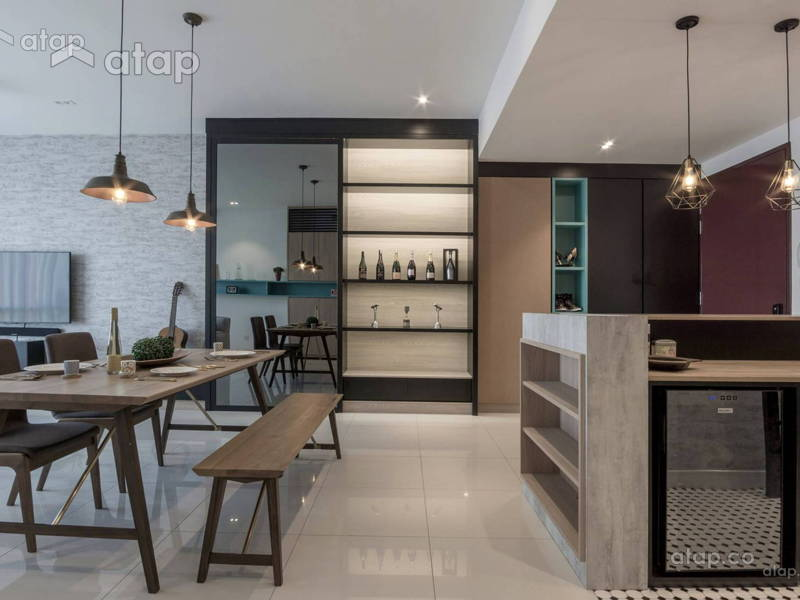 Apartments In Kuala Lumpur With Creative Interior Designs