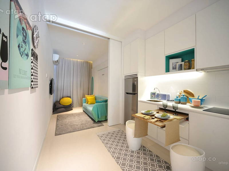 Brilliant Remodelling Ideas for Small Malaysian Homes