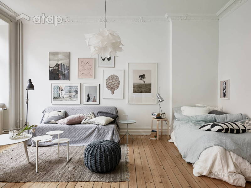 Clever Ways to Maximise Space in Your Studio Apartment