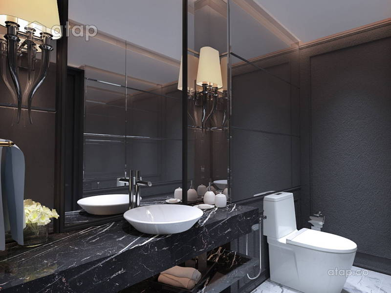 Turn Your Small Bathroom into a Luxury Hotel Retreat