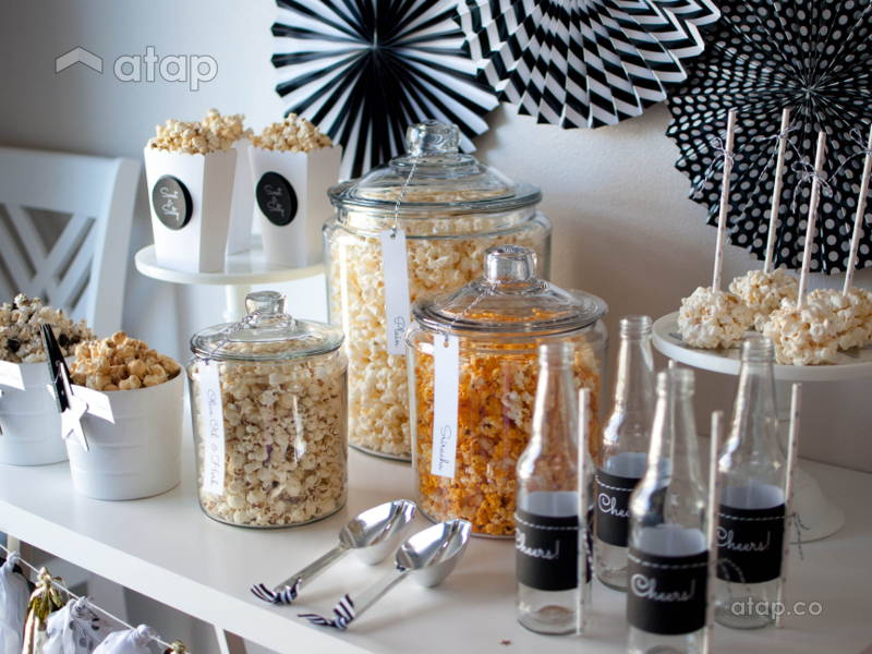 Throw a Killer Movie Night in Your Entertainment Room