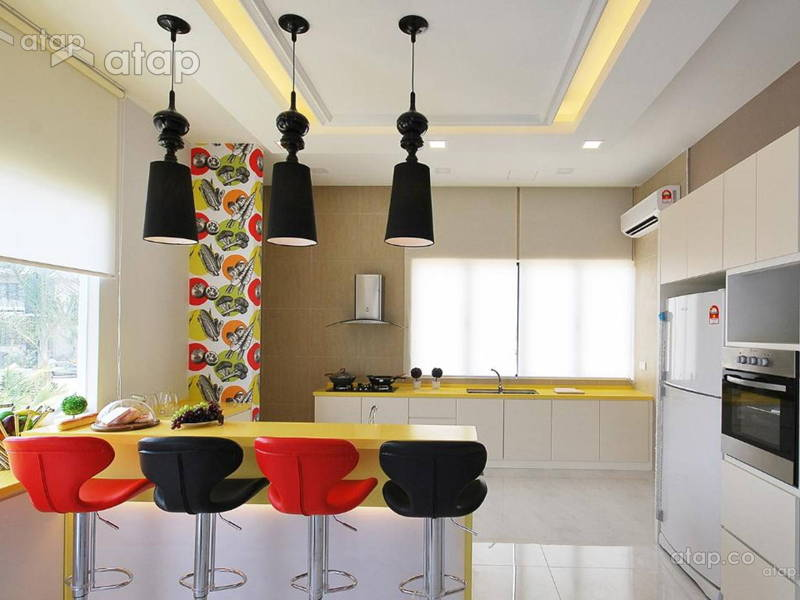 20 Malaysian Kitchens that Will Make You Want to Remodel