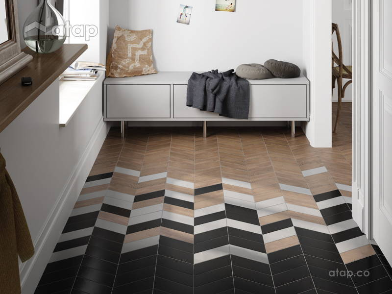 transition flooring are trendy and oh so good looking