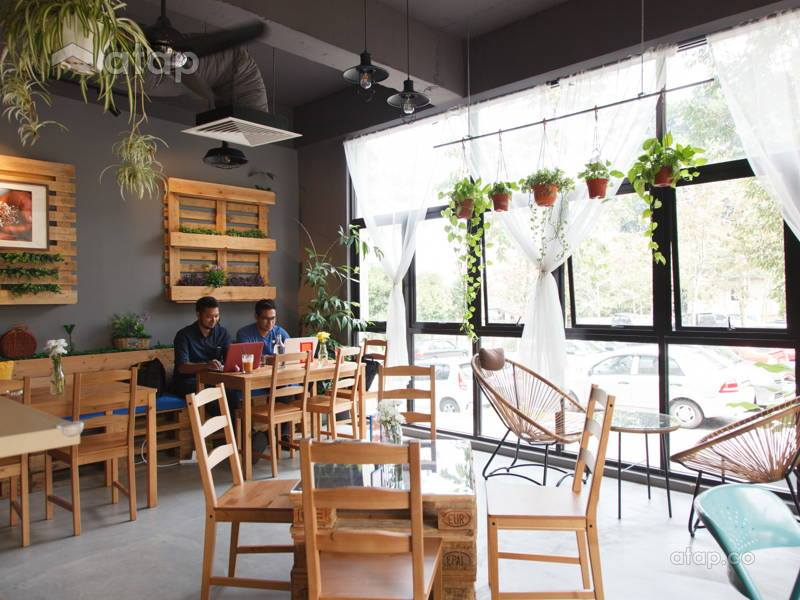 Designed to Inspire: Beautiful Eateries in Malaysia