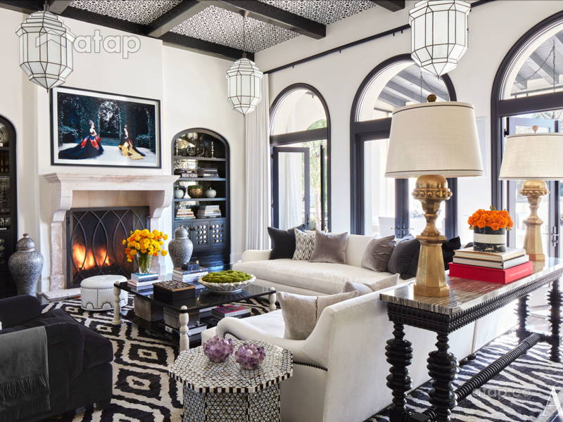 Celebrity Homes and 7 Design Ideas We Can Lift From Them