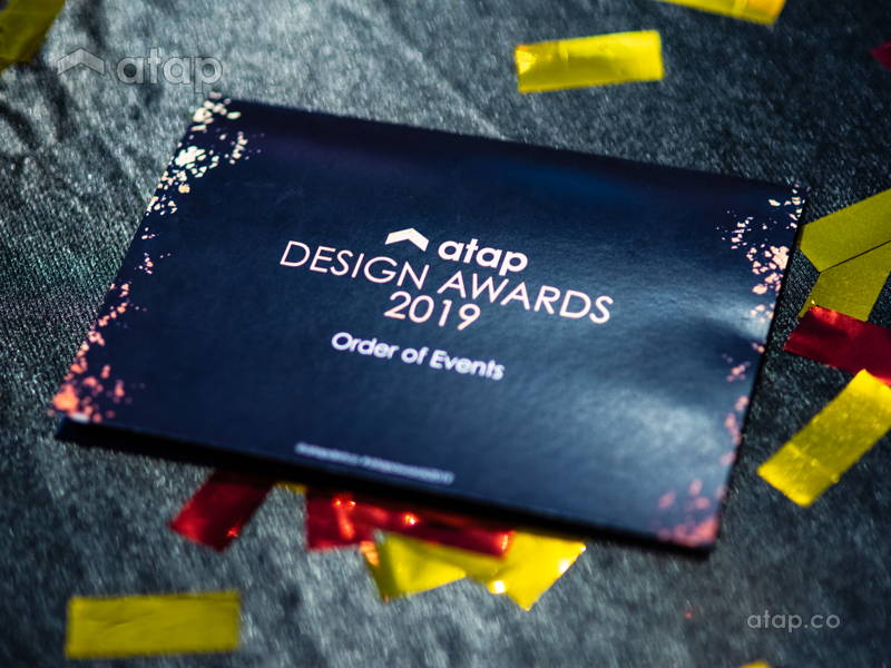 Atap Design Awards 2019 Winners List