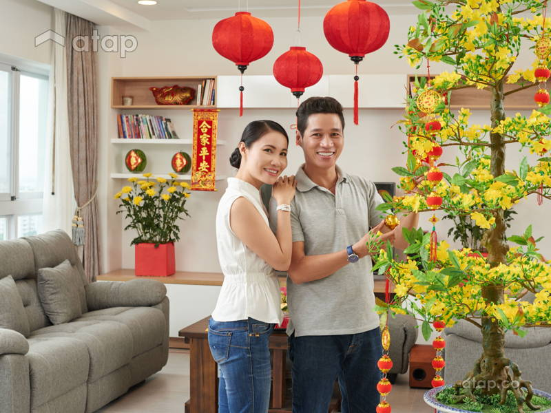 10 Things You Need to Give Your Home A Fresh New Look this CNY