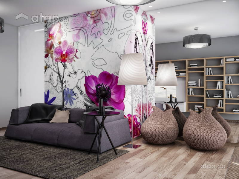 Unexpected Ways to Sprinkle Floral Designs Into Your Space