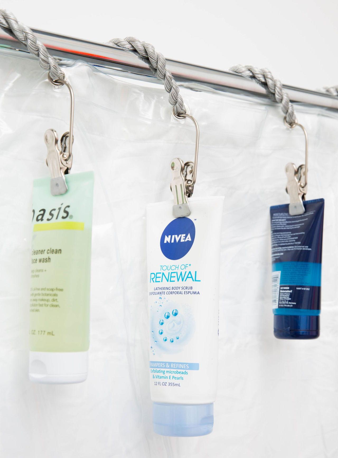 Shower hangers