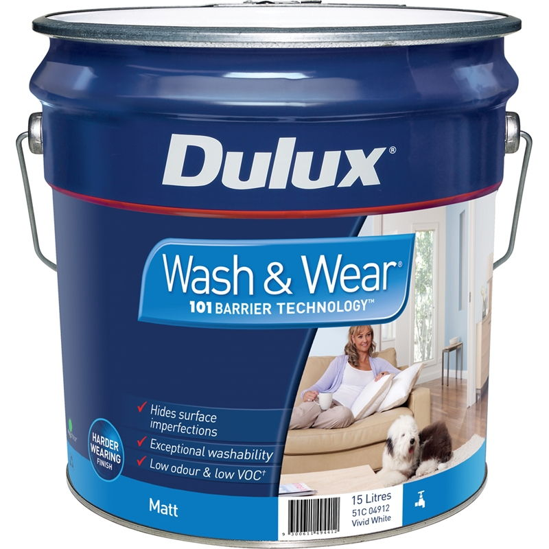 dulux interior paint