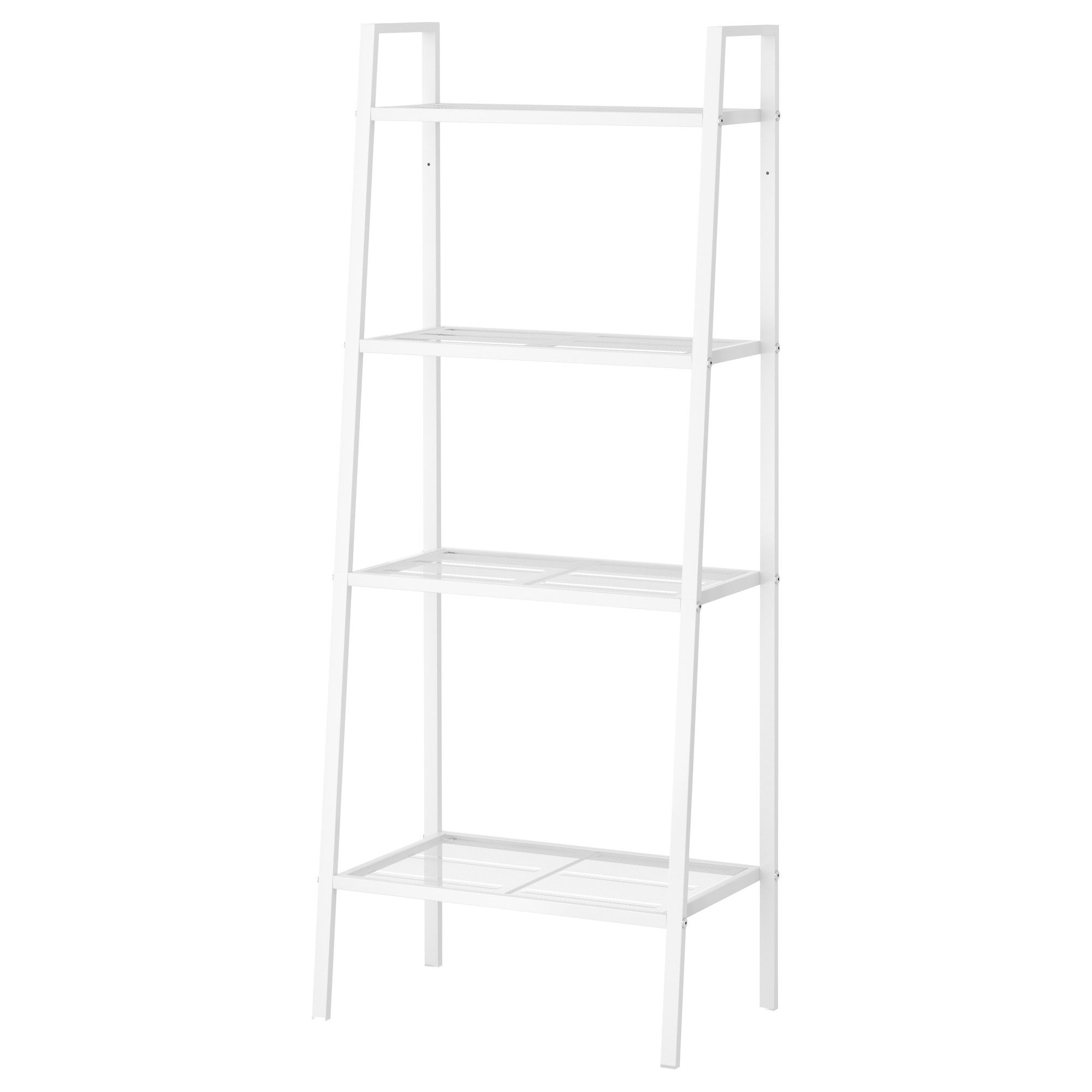 ikea ladder shelf