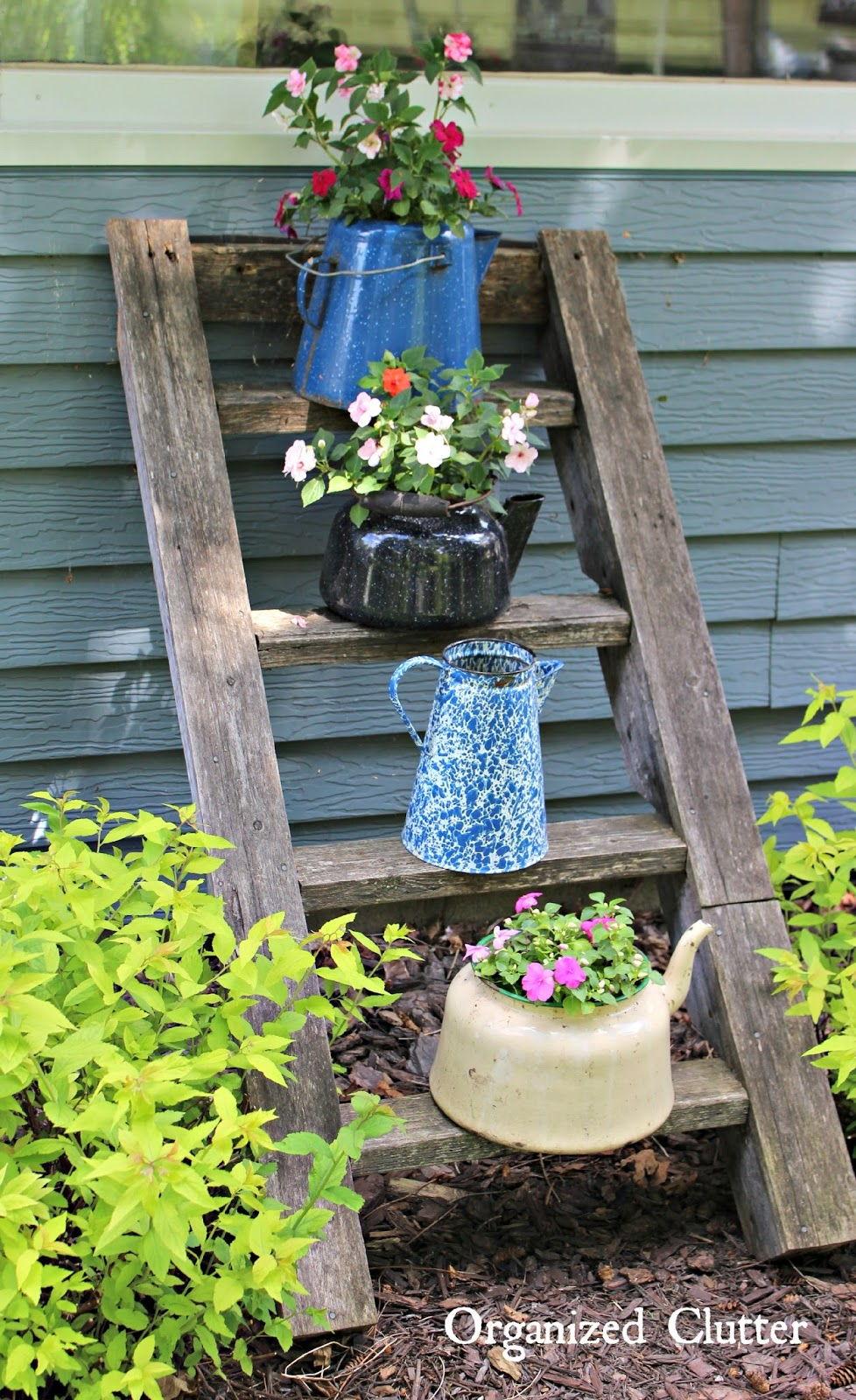 planter steps