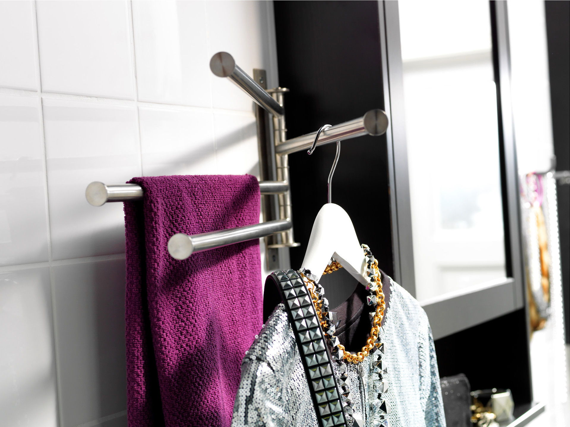 GRUNDTAL Towel Holder
