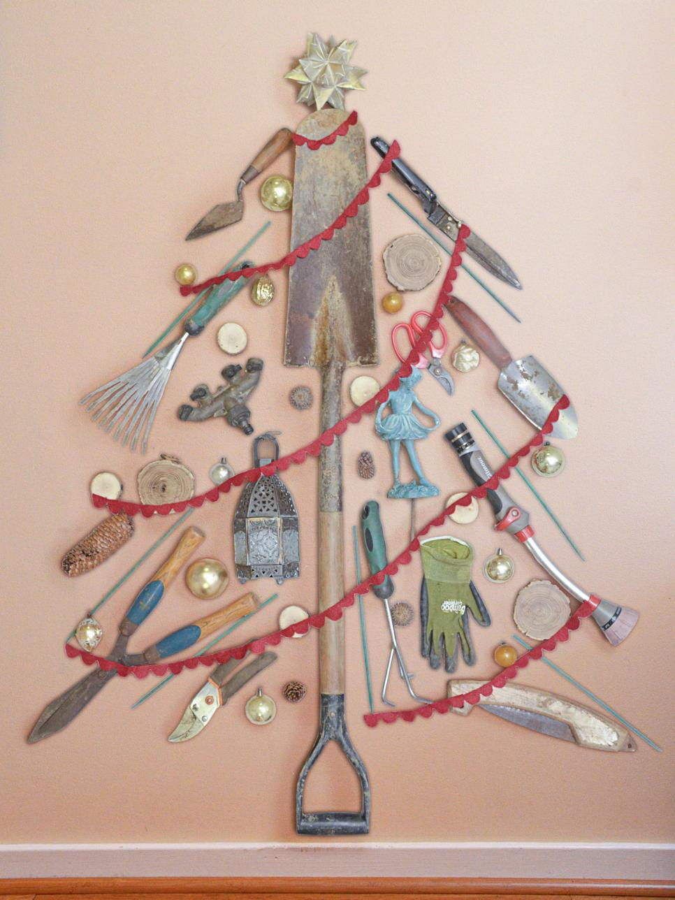 craft tool xmas tree