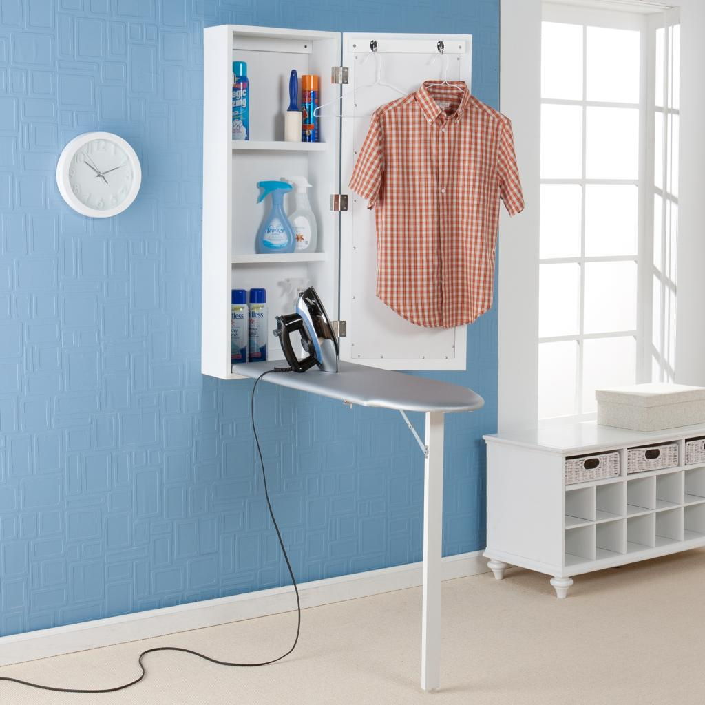 foldaway ironing board