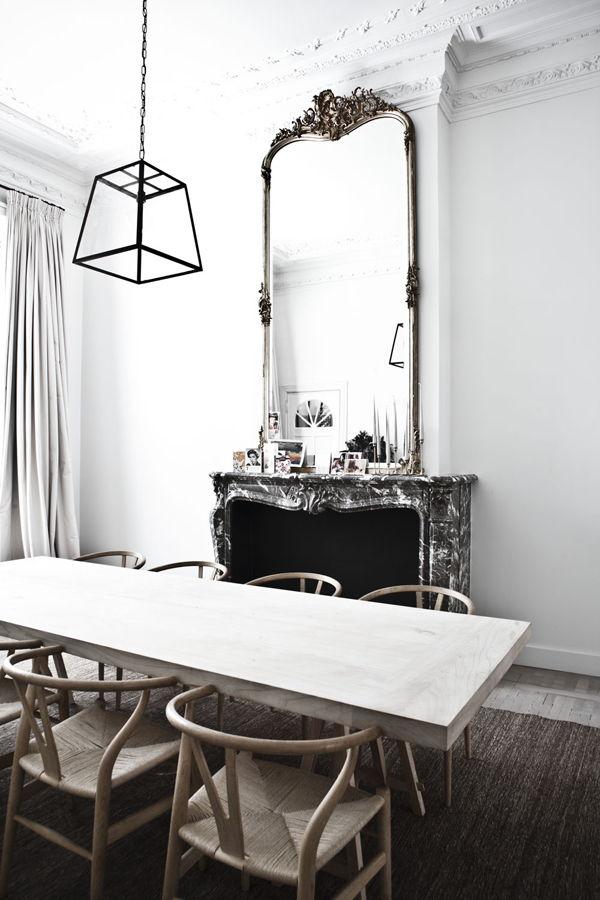 mirror dining