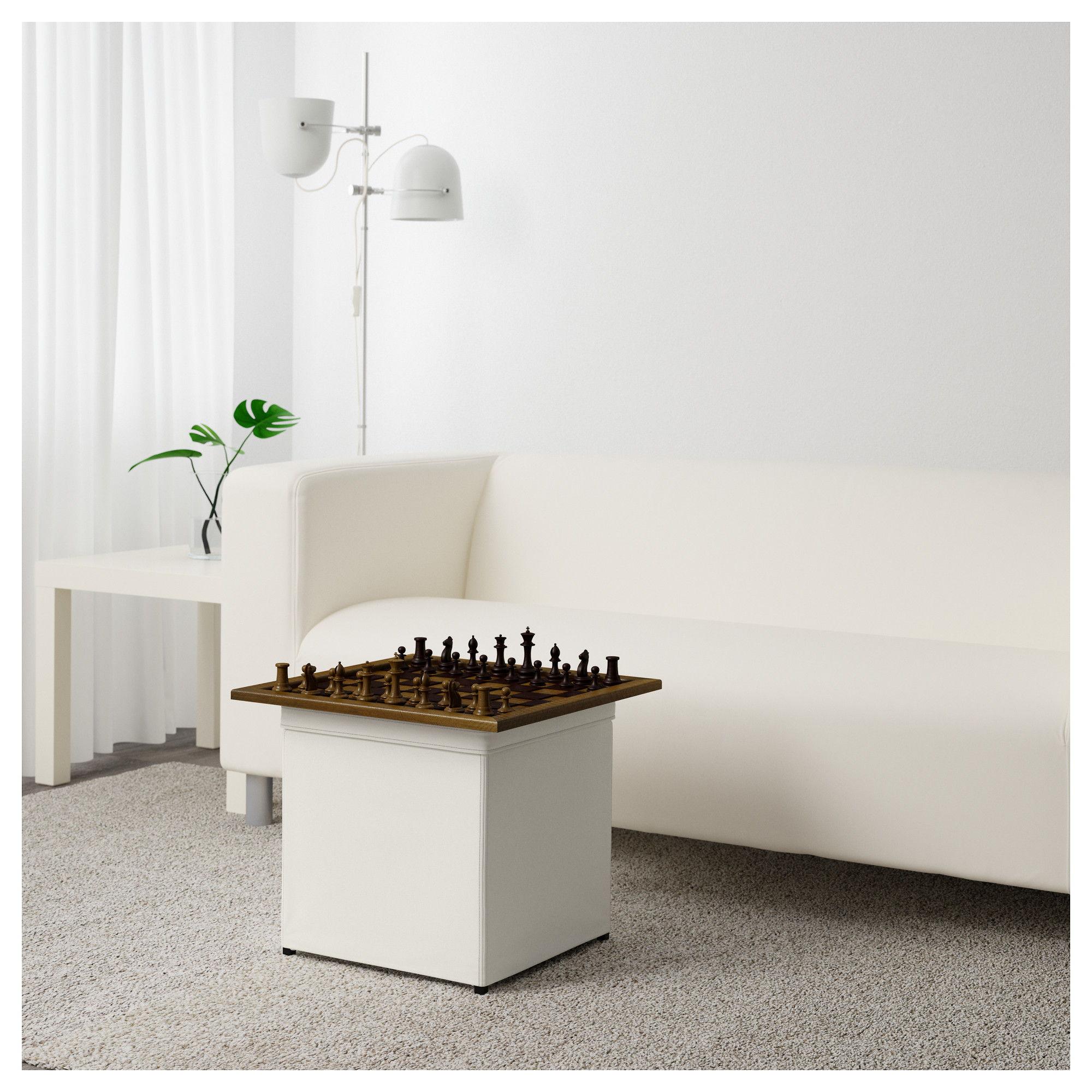 bosnas footstool ikea living room