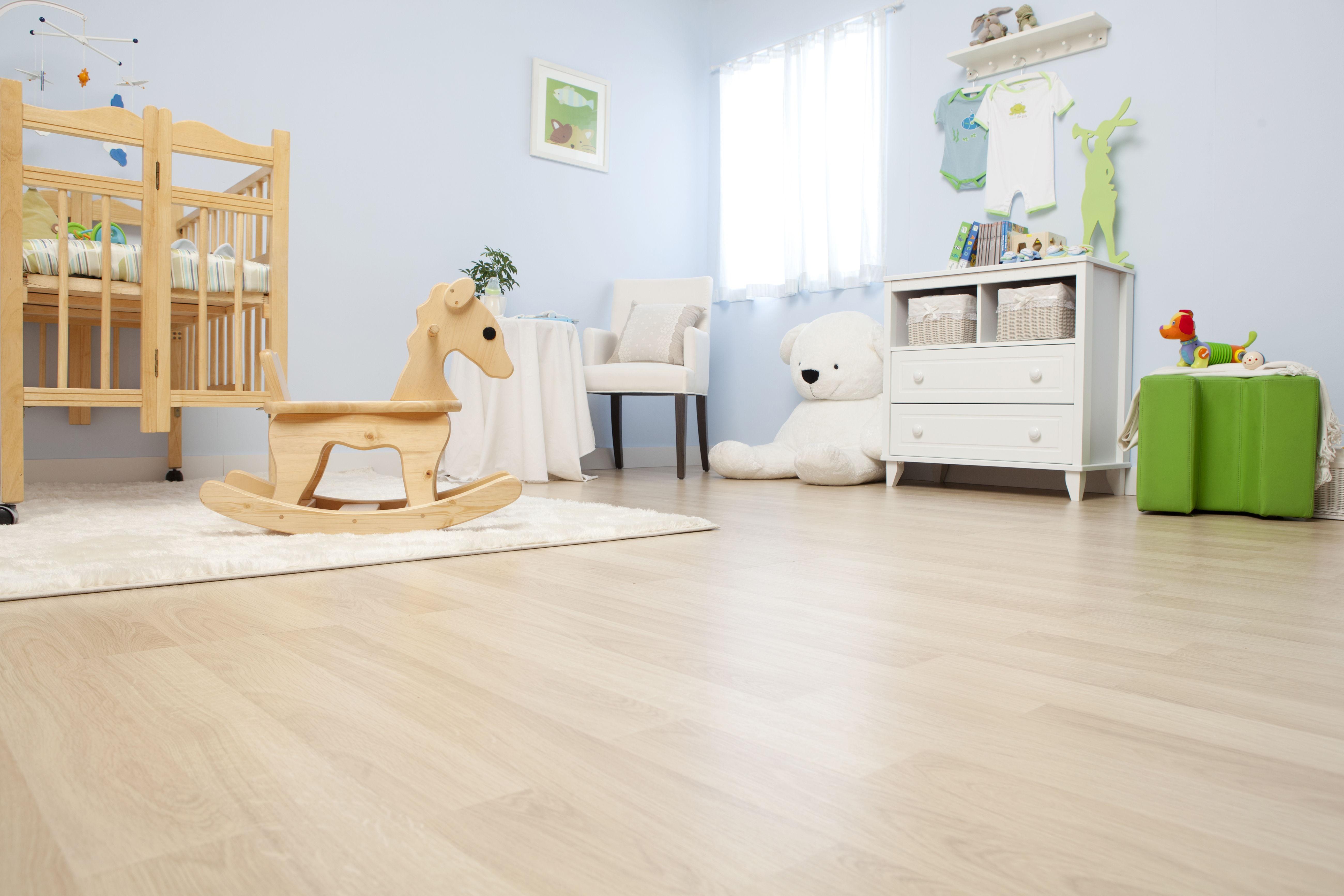 nursery floor