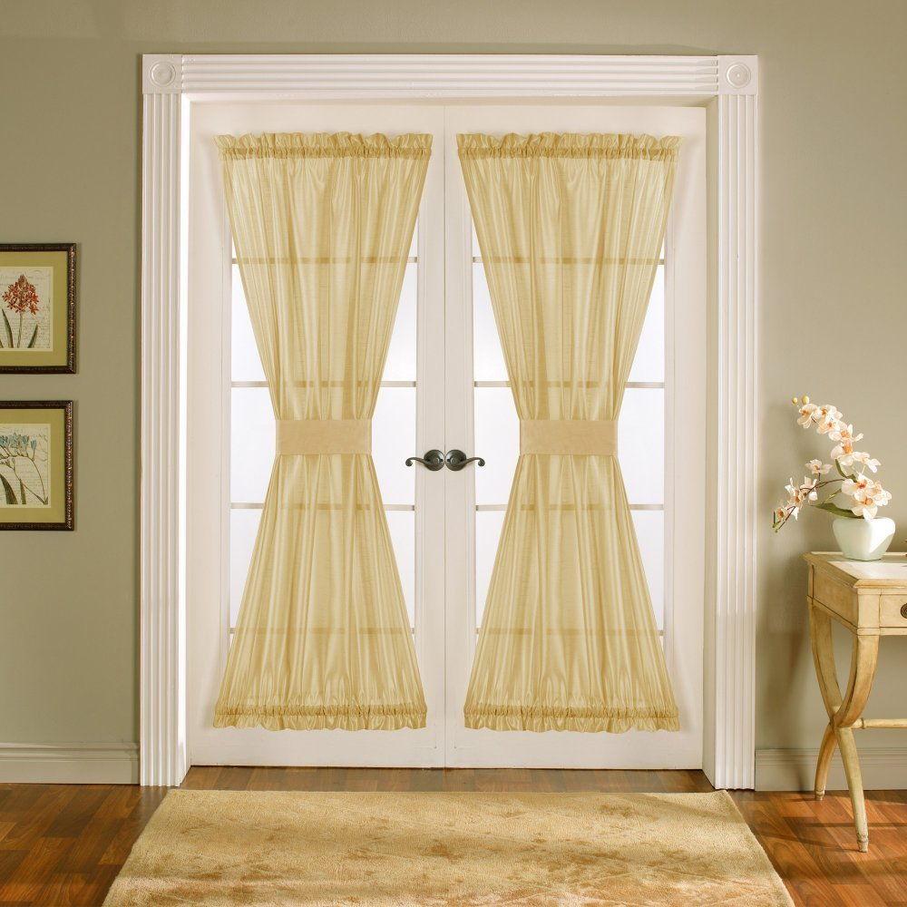 Hourglass curtain