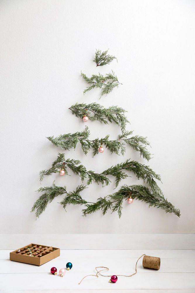 pine leaf xmas tree