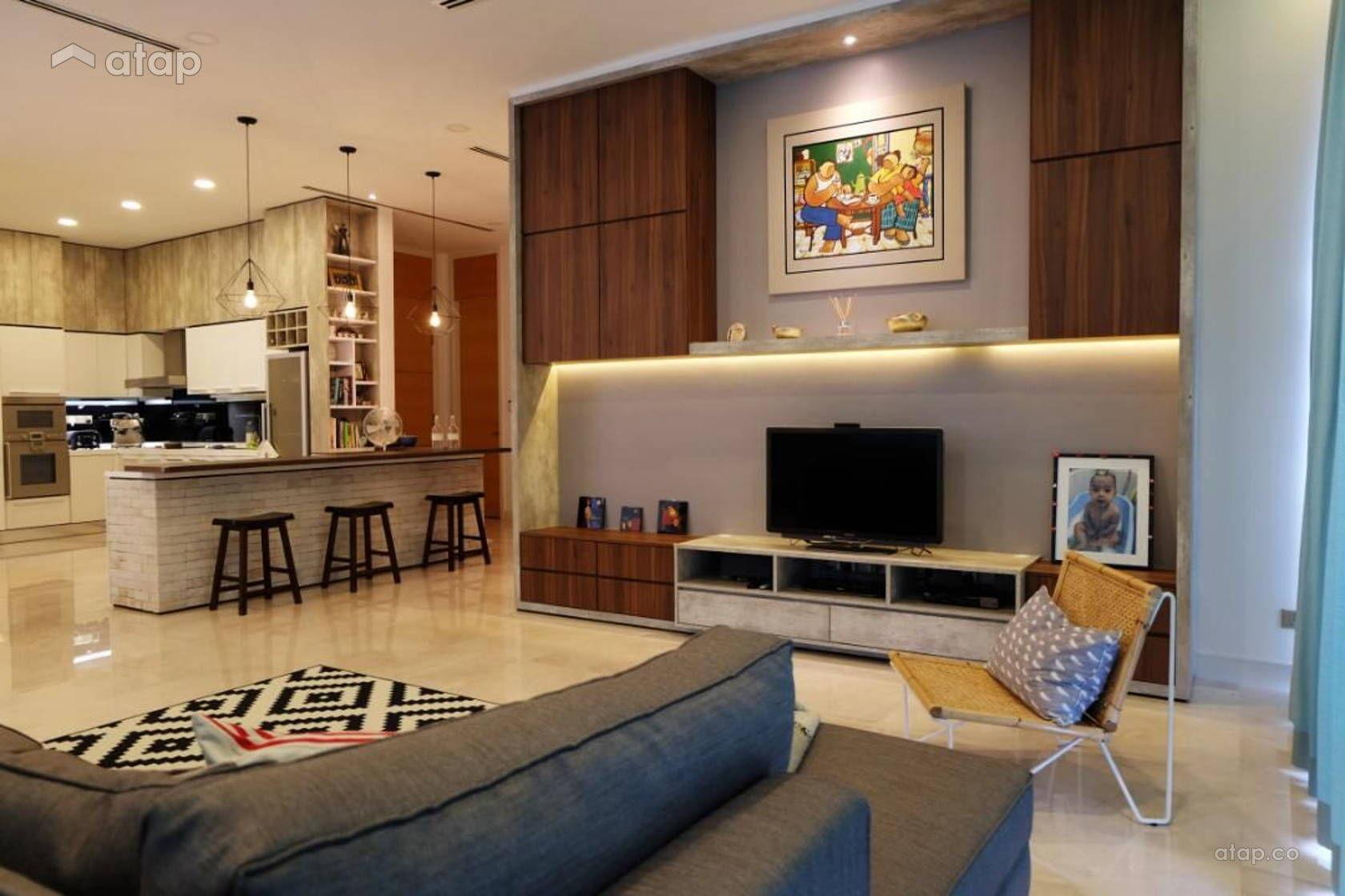 inbuilt tv cabinet