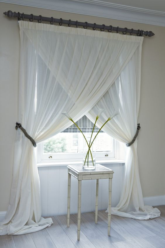 overlap curtains