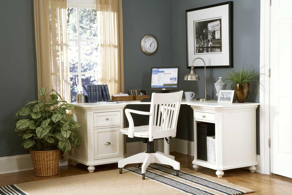 corner work space