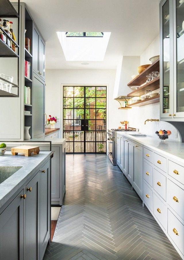 walkthrough kitchen