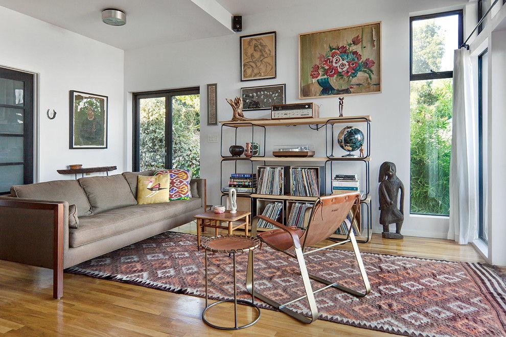 scandinavian inspired rug