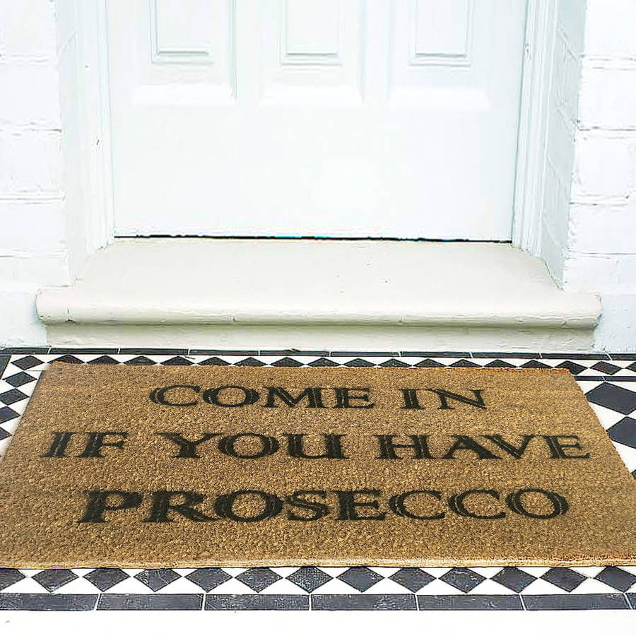 words welcome mat