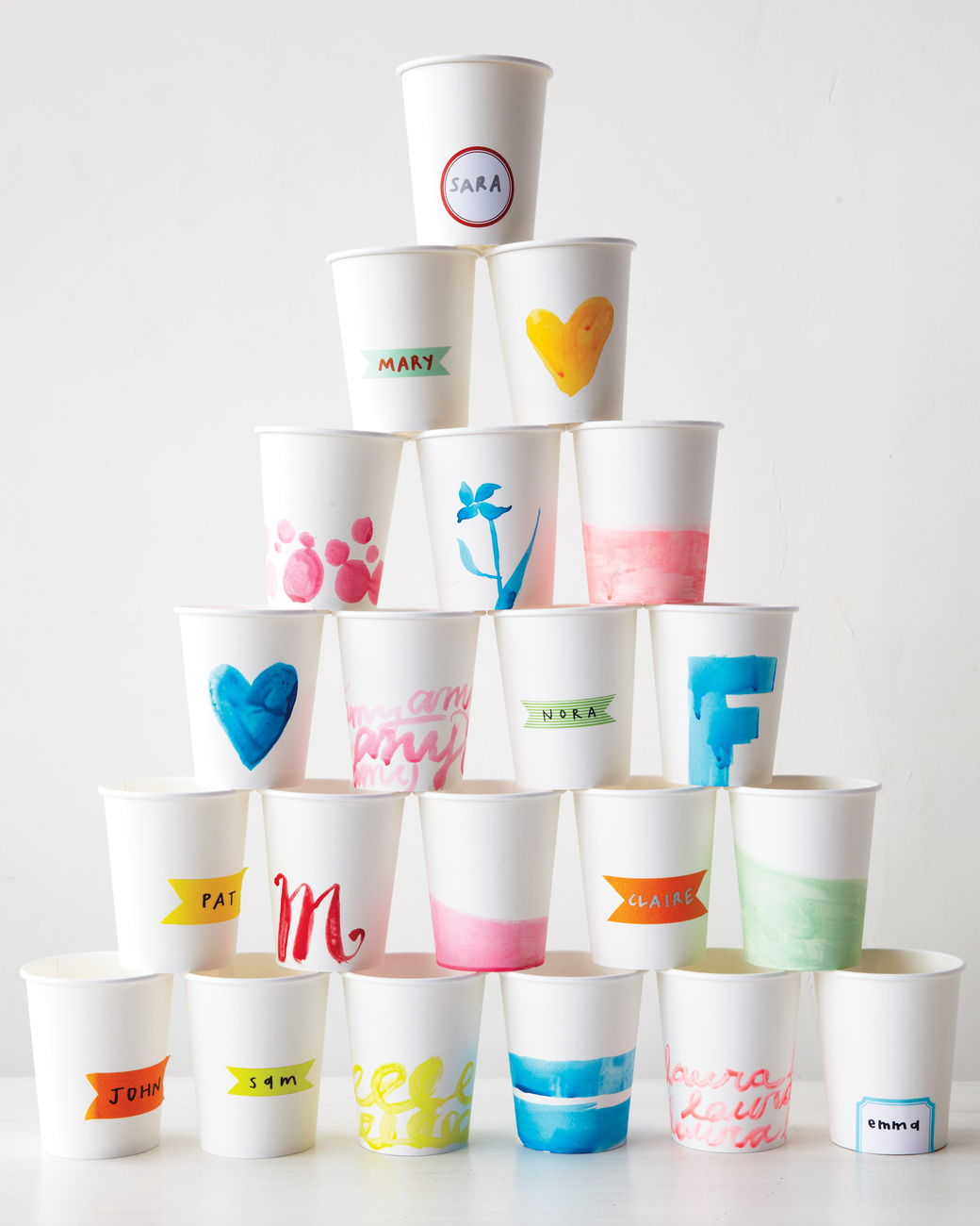 Party cup personalised