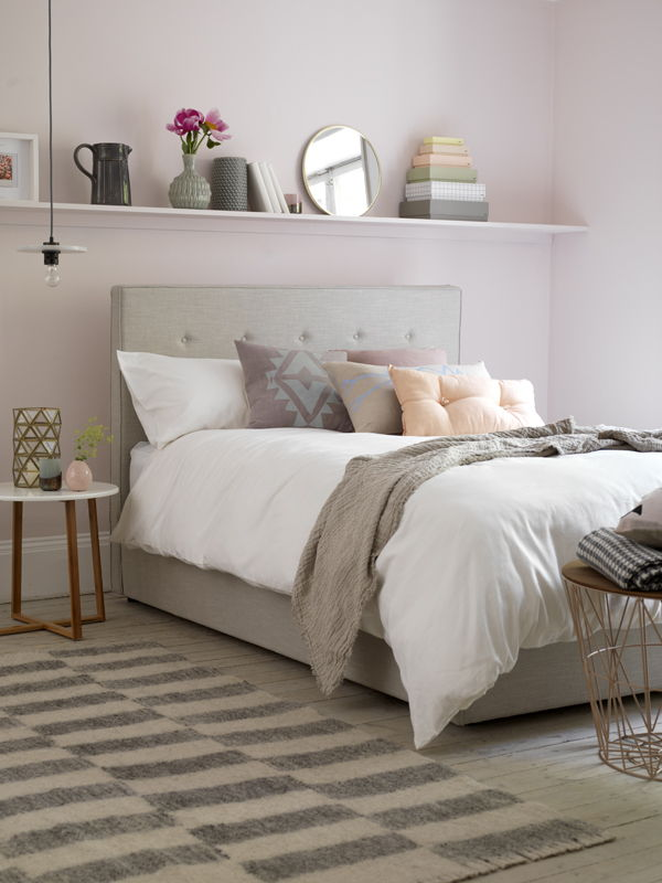 blush bedrooms