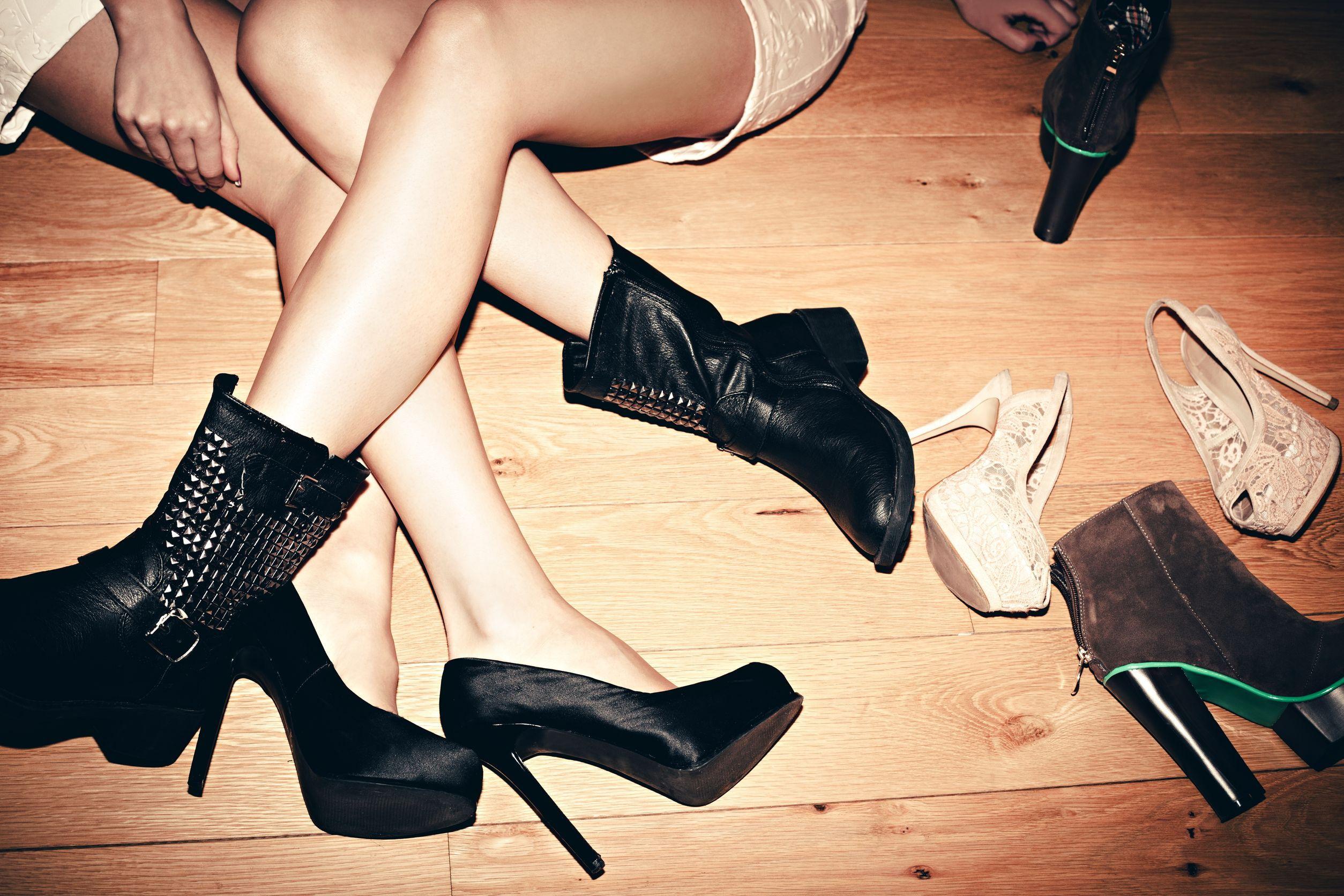 shoe storage questions