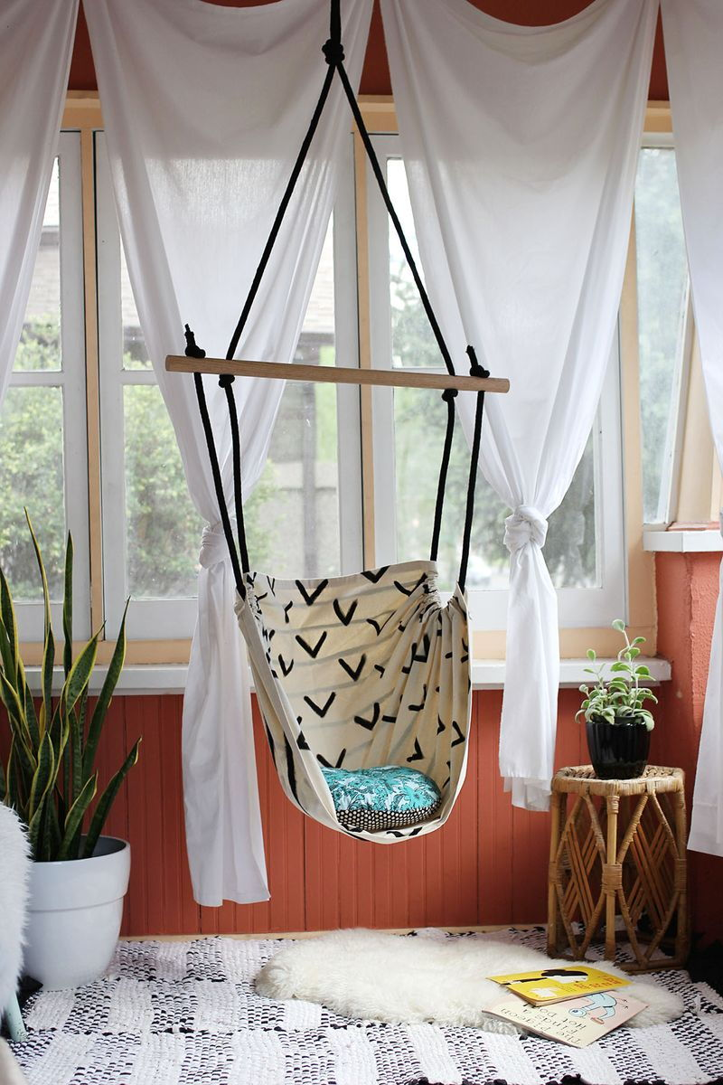 indoor hammock