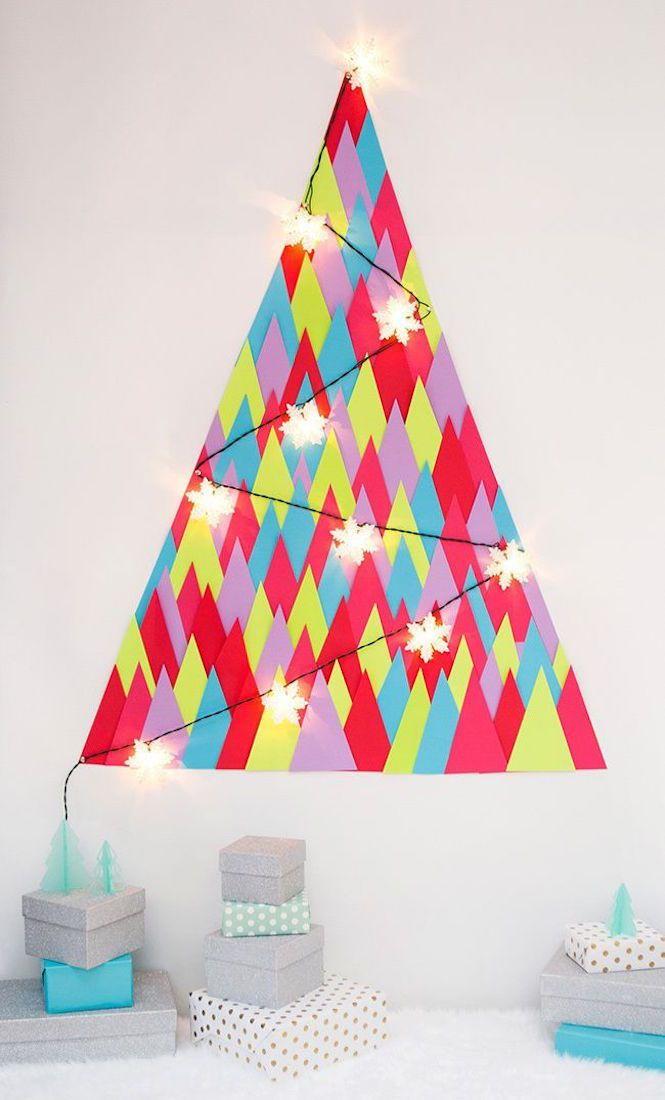 wallpaper Christmas tree