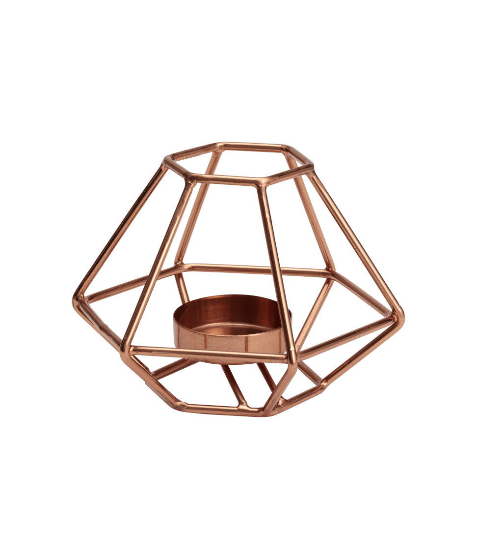 Hm metal tealight holder